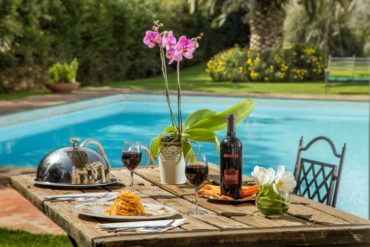 Restaurant best western park hotel fiano romano - Piscine roma nord ...